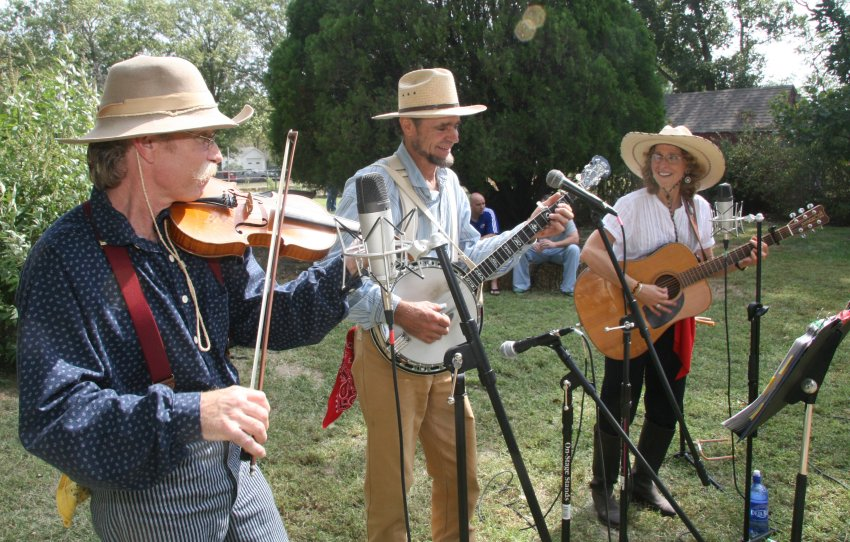 Tallgrass Express String Band